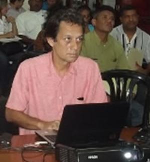 Ganó coordinador del Proyecto Luna reconocimiento de Organización Internacional de Museos