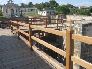 Proyeto de restauracion del Museo Fortaleza Nuestra Señora de los Ángeles de Jagua