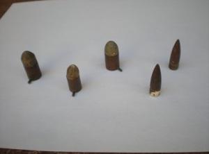 La Colección de Proyectiles del Museo Fortaleza Nuestra Señora de los Ángeles de Jagua como expresión del Patrimonio Material - José Iván Llorca Hernández