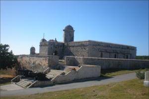 Reabrirán en Cienfuegos Fortaleza del Castillo del Jagua
